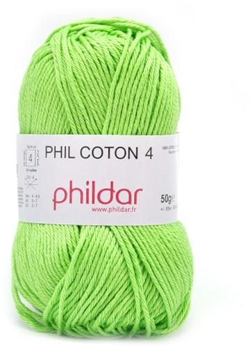 Phildar Phil Coton 4 85 Pomme