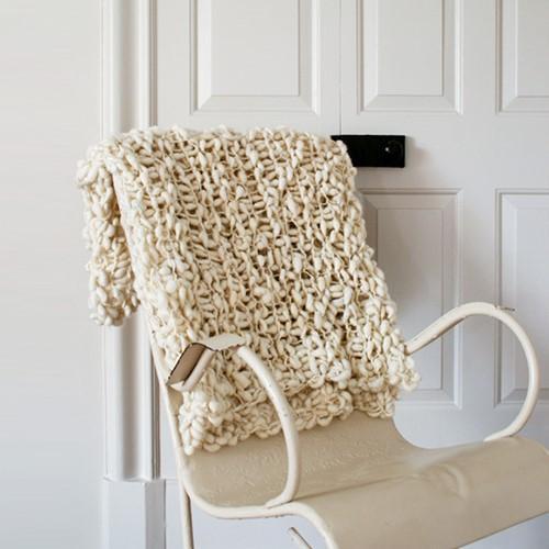 Knitting pattern Pixie Dust blanket