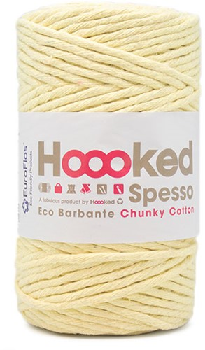 Hoooked Spesso Chunky Cotton 400 Popcorn