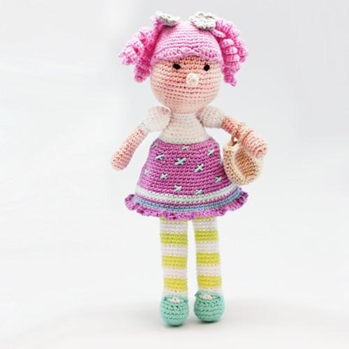 Doll Saar Crochet Kit