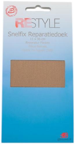 Restyle Quick Fix Repair Cloth Brown