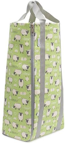 Knitting Bag Reversible Sheep