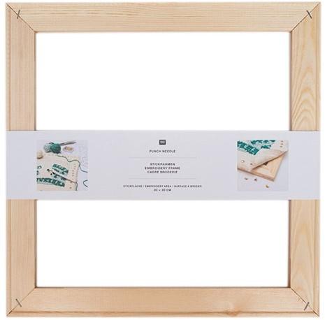 Rico Embroidery Frame 30x30cm