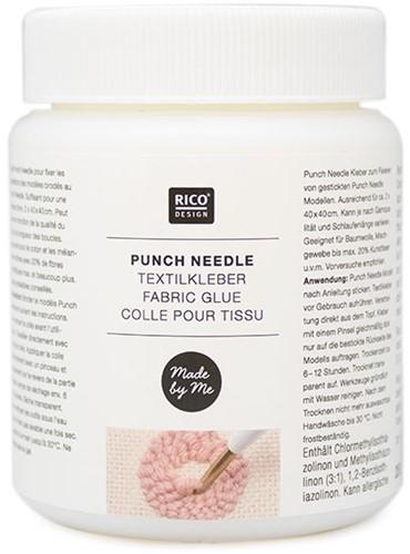 Rico Punch Needle Fabric Glue 250ml