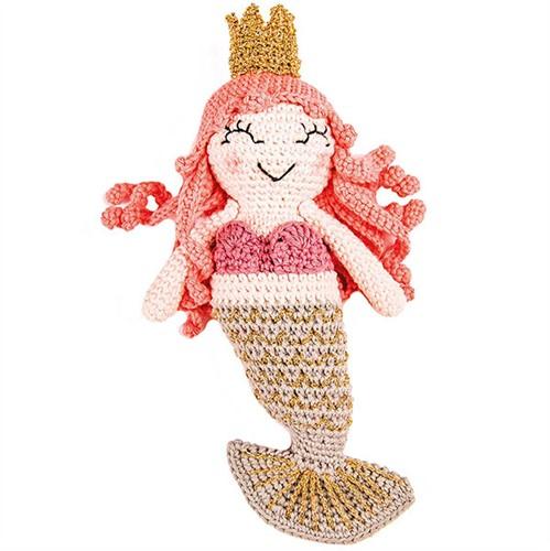 Ricorumi Mermaids Crochet Kit Girl Mermaid