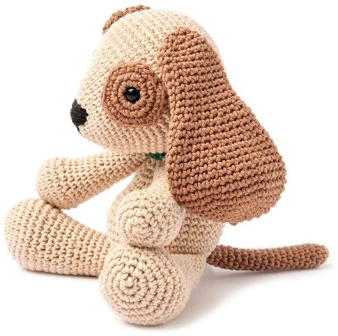 Ricorumi Puppies Dog Crochet Kit