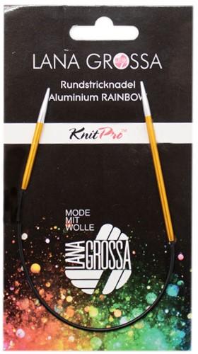 Lana Grossa Sock Circular Knitting Needles 25cm 3.0mm