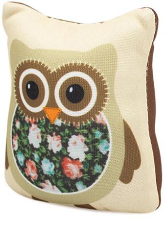 Sew Easy Pincushion Owl Brown