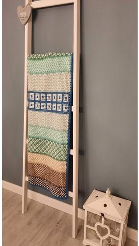 Crochet Pattern 2 Cosy Blanket