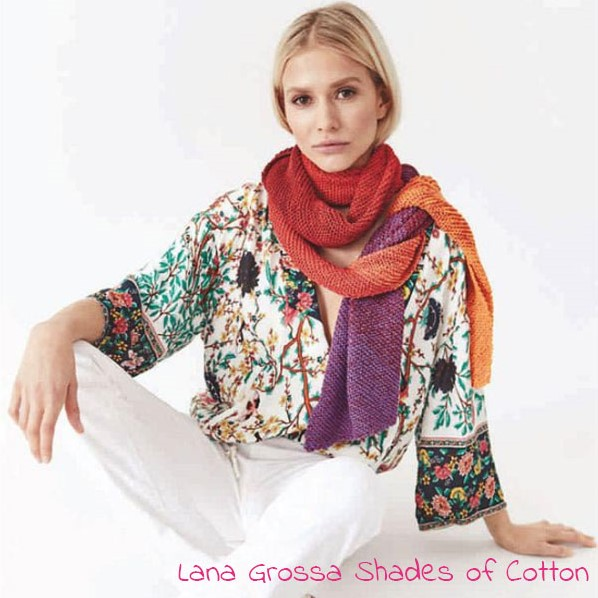 Lana Grossa Shades Of Cotton Yarnplaza Com