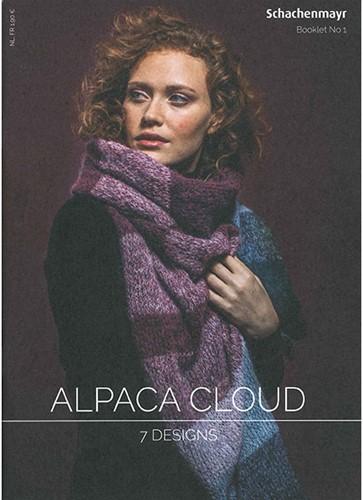 Schachenmayr Booklet No. 1 Alpaca Cloud 2019