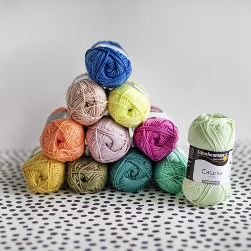 Catania Trend Yarn Kit