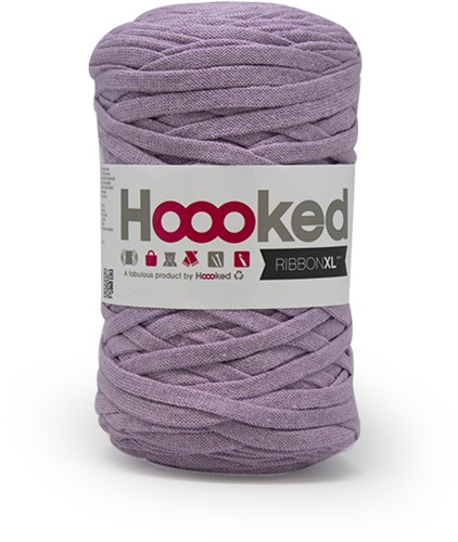Hoooked RibbonXL 2 Lila Dusk