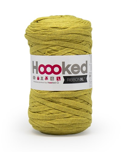 Hoooked RibbonXL 5 Spicy Ocre
