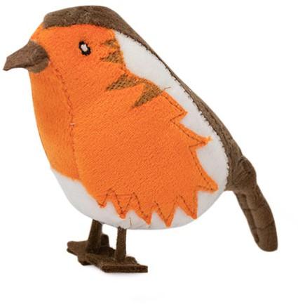 Pincushion Bird Robin