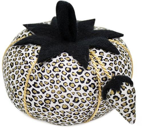 Pincushion Tomato Animal Print