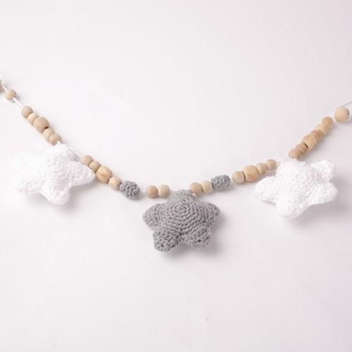 Phildar Garland Star Crochet Kit