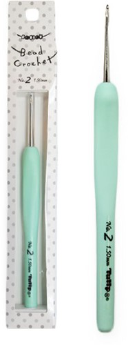 Tulip Sucre Bead Softgrip Crochet Hook 1.50mm