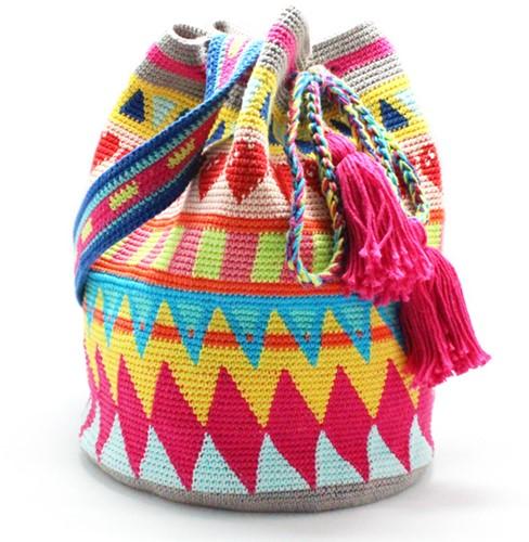 Tapestry Bag Crochet Kit 1 Color