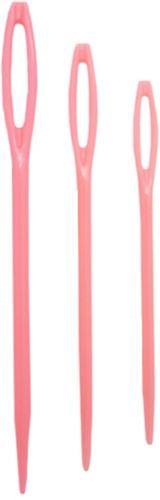 Tulip Plastic Wool Needle Set