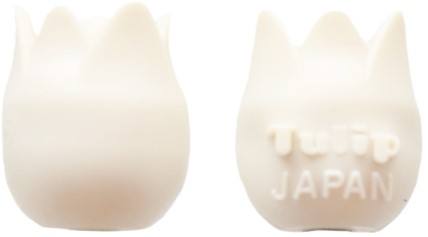 Tulip Point Protectors Large 4-6.5 mm 2 White