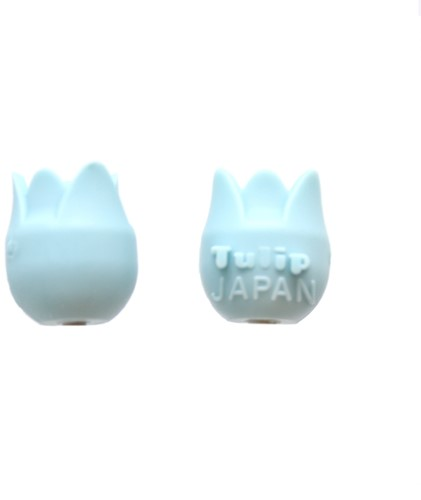 Tulip Point Protectors Small 2-4.5 mm 2 Blue