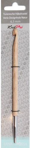 Lana Grossa Tunisian Crochet Hook Natur-Holz 8,0mm