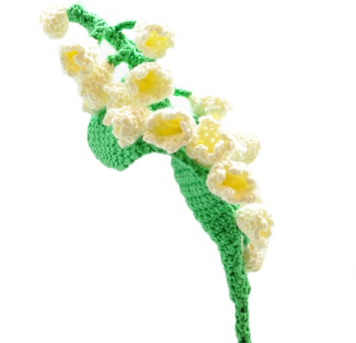 Crochet Pattern Flower Lily of the Valley