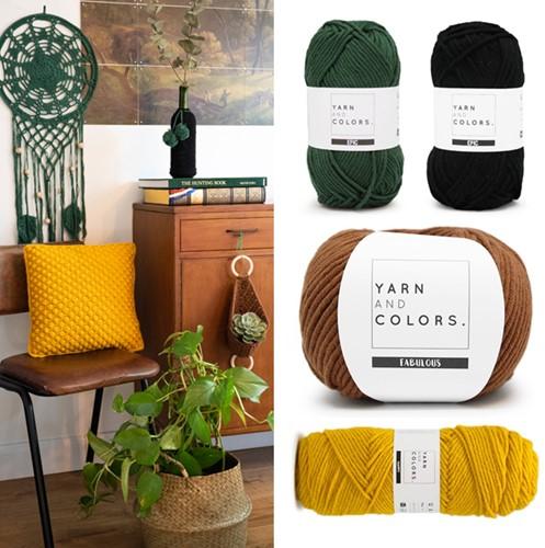 Home-Deco Crochet Kit Vintage