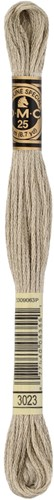 DMC 117MC Mouliné Spécial Embroidery Thread 8m 3023