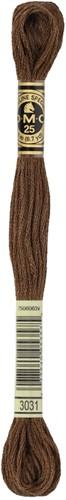 DMC 117MC Mouliné Spécial Embroidery Thread 8m 3031