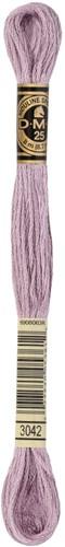 DMC 117MC Mouliné Spécial Embroidery Thread 8m 3042
