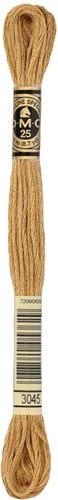 DMC 117MC Mouliné Spécial Embroidery Thread 8m 3045