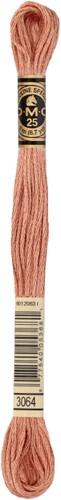 DMC 117MC Mouliné Spécial Embroidery Thread 8m 3064