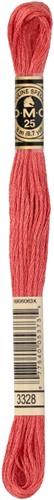 DMC 117MC Mouliné Spécial Embroidery Thread 8m 3328