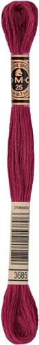 DMC 117MC Mouliné Spécial Embroidery Thread 8m 3685