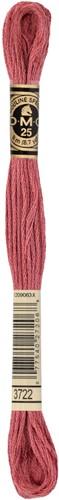 DMC 117MC Mouliné Spécial Embroidery Thread 8m 3722