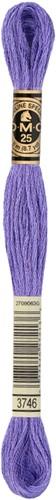 DMC 117MC Mouliné Spécial Embroidery Thread 8m 3746