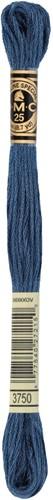 DMC 117MC Mouliné Spécial Embroidery Thread 8m 3750