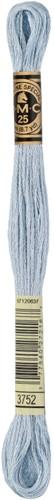 DMC 117MC Mouliné Spécial Embroidery Thread 8m 3752