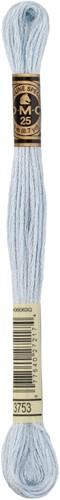 DMC 117MC Mouliné Spécial Embroidery Thread 8m 3753