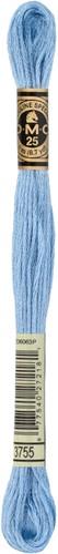 DMC 117MC Mouliné Spécial Embroidery Thread 8m 3755