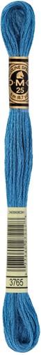 DMC 117MC Mouliné Spécial Embroidery Thread 8m 3765