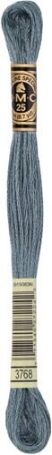 DMC 117MC Mouliné Spécial Embroidery Thread 8m 3768