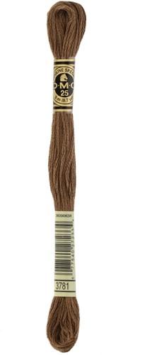 DMC 117MC Mouliné Spécial Embroidery Thread 8m 3781