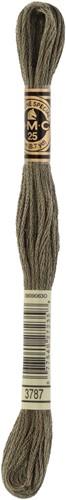 DMC 117MC Mouliné Spécial Embroidery Thread 8m 3787