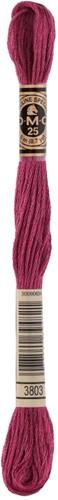 DMC 117MC Mouliné Spécial Embroidery Thread 8m 3803