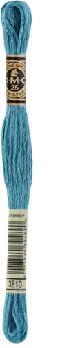 DMC 117MC Mouliné Spécial Embroidery Thread 8m 3810