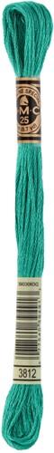 DMC 117MC Mouliné Spécial Embroidery Thread 8m 3812