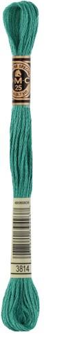DMC 117MC Mouliné Spécial Embroidery Thread 8m 3814